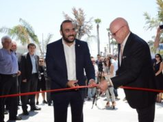 Ayia Napa mayor inaugurates new casino