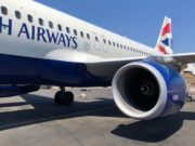 British Airways flights to Cyprus on hold
