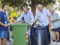 Households in Limassol begin pilot recycling project