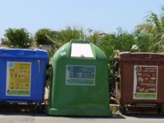 Fifty recycling bins installed in Geroskipou and Kissonerga coastal areas