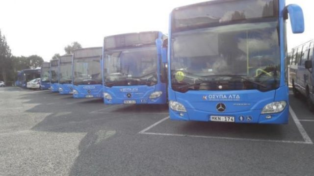 Cyprus has second highest passenger kilometres travelled by bus in EU 28 at 19%