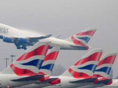 British Airways pilots cancel Sept. 27 strike to give time for talks