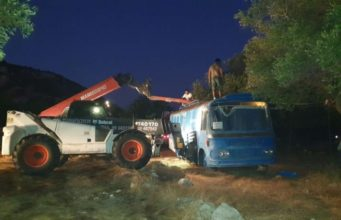 Paphos Tourism Board praises dismantling of illegal camping site