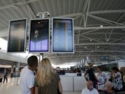 First group of stranded Thomas Cook passengers to leave Tuesday