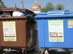 Kissonerga first for recycling in Paphos for third year