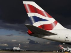 British Airways Flight Cyprus to London Makes Unplanned Athens Stop