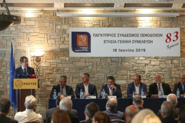 Cyprus hoteliers overcoming Thomas Cook collapse shock