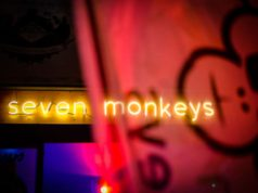 Going Out: Seven Monkeys, The Bar, Nicosia