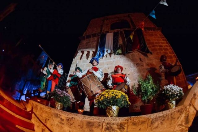 The 14th Ayia Napa Medieval Festival begins on Saturday