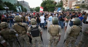 Foreign ministry issues Lebanon travel warning