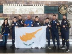 Cypriot athletes win two golds at European Muay Thai event
