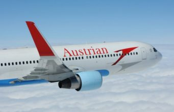 40 years ago Austrian Airlines started flight service between Larnaca and Vienna