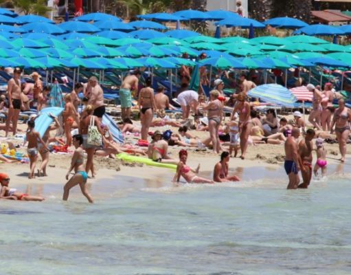 Tourist arrivals in Cyprus for January – October mark a new all-time high