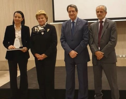 Hermes Airports honoured at 5th Cyprus CSR competition
