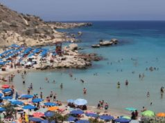 Tourism revenue down for first nine months