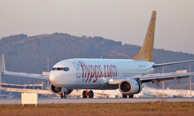 Woman threatens to blow up flight to Cyprus