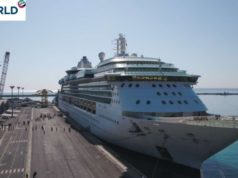 DP World Limassol welcomed record  number of cruise vessels in November