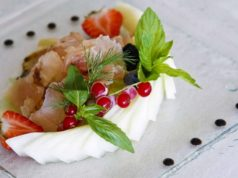 Caprice at Londa Boutique Hotel: incredible gourmet experience by the sea