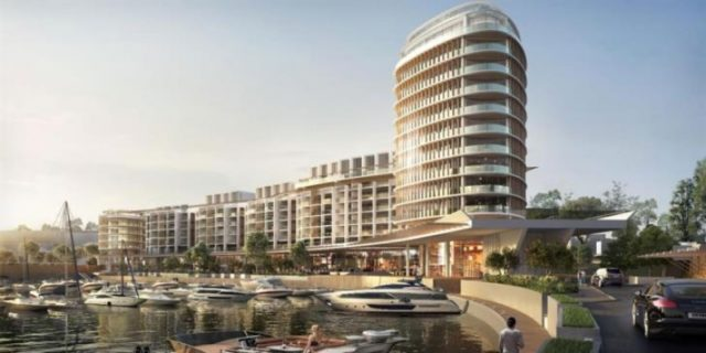 The Department of Environment gives green light for Paralimni Marina