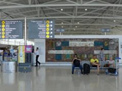 Flight delays from Cyprus to UK