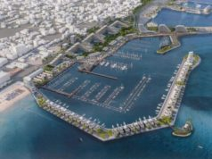First glimpse of planned Larnaca marina and port project