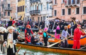 VeniceCarnival to be halted due to coronavirus outbreak
