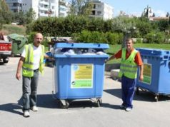 Recycling company refusing to collect our rubbish, says Famagusta village