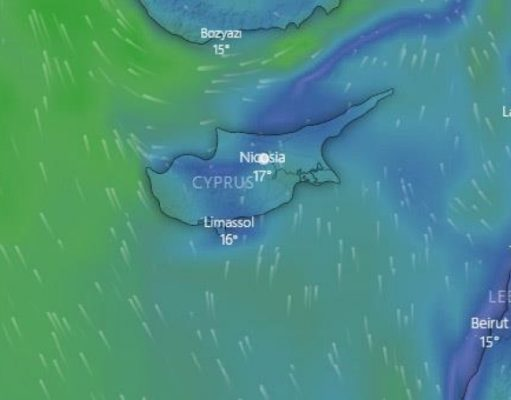 Mainly fine with local showers on Carnival weekend