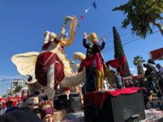 Thousands party at Limassol's carnival parade (photos)