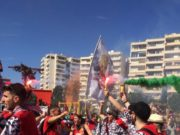 More than 100,000 people turn up to watch Limassol carnival