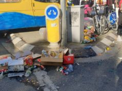 Friends of the Earth complains of carnival litter