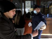 Cyprus Steps Up Coronavirus Screening at Airport for High-Risk Countries