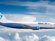 Blue Air temporarily amends ticket change policy due to Coronavirus