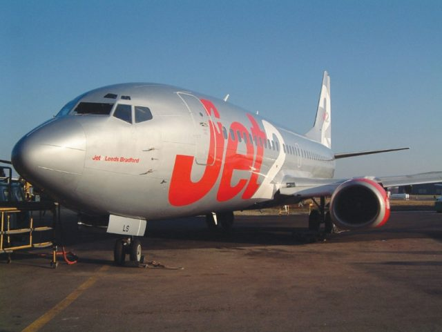 Jet2 Suspends Cyprus flights