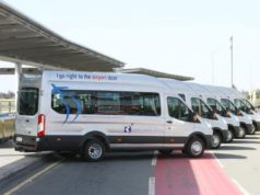 Coronavirus: airport shuttles suspended from March 18