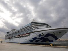 More virus cases on cruise ship off Japan as death toll exceeds 500