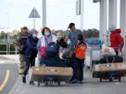 Cyprus enters a two-week ban on flights early Saturday