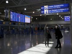 Greece bans flights from UK, Turkey as coronavirus cases rise
