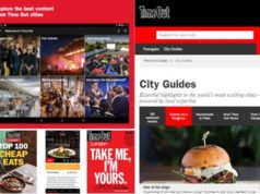 From Time Out to Time In: London events magazine goes online only