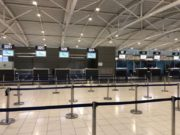 One repatriation flight arrives in Larnaca from Athens