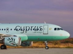 Coronavirus: Flight with repatriated Cypriots, and uniforms for health workers arrives