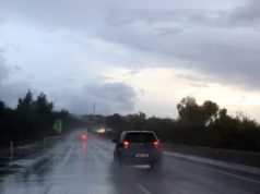 Unsettled weather expected until Friday