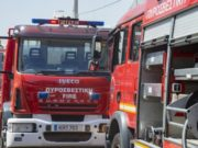 Nicosia: Fire Service responds to 21 calls for help due to extreme weather