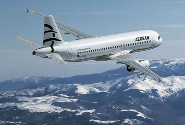 Greek carrier Aegean to gradually restart overseas flights by end of May