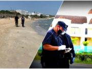 Limassol: police checks from beaches to churches