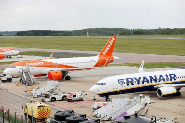EasyJet hit by cyber attack, hackers access 9 mln customers' details