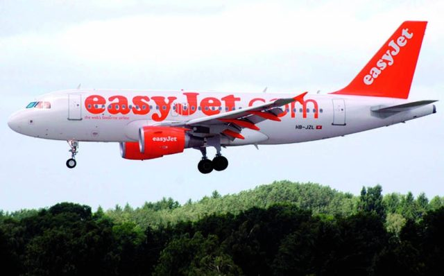 EasyJet to restart flights in June with passengers and crew in masks