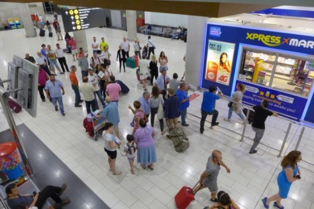Cyprus to open airports again on June 9: deputy tourism minister