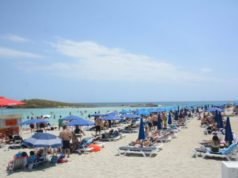 Coronavirus: Beaches around the island resumed operations smoothly