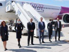 Wizz Air, now Europe's largest airline, sets up base in Larnaca